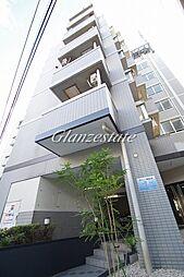 神奈川県川崎市中原区丸子通1の賃貸マンションの外観