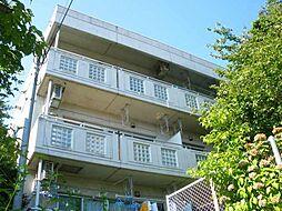 神奈川県横浜市神奈川区白幡西町の賃貸マンションの外観