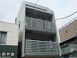 東京都練馬区桜台4丁目の賃貸アパートの外観