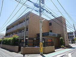 神奈川県海老名市東柏ケ谷2の賃貸マンションの外観
