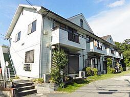 神奈川県横浜市瀬谷区中屋敷2の賃貸アパートの外観