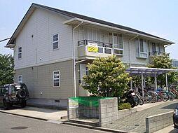 神奈川県横浜市都筑区南山田3丁目の賃貸アパートの外観