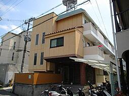 ミスターK上新庄[3階]の外観
