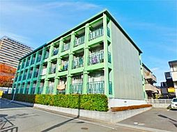 東京都八王子市東中野の賃貸マンションの外観