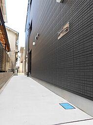 モダンアパートメント平野本町[2階]の外観