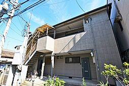 大阪府松原市天美北7丁目の賃貸アパートの外観