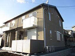 [テラスハウス] 千葉県市川市北国分1丁目 の賃貸【/】の外観