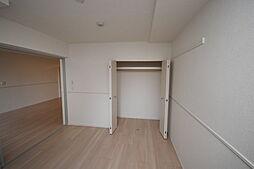 グリーンロード楠葉IIの洋室