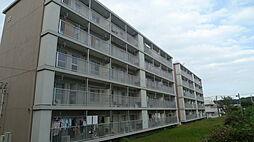 神奈川県横浜市栄区野七里1丁目の賃貸マンションの外観