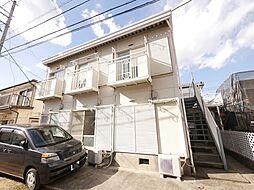 神奈川県相模原市南区南台3丁目の賃貸アパートの外観