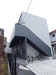 埼玉県さいたま市見沼区東大宮6丁目の賃貸アパートの外観