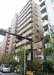 パークハイツ日本橋蛎殻町[8階]の外観