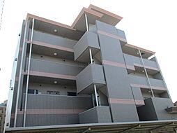 大阪府吹田市南高浜町の賃貸マンションの外観