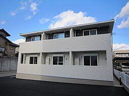 愛知県豊田市京ケ峰1の賃貸アパートの外観