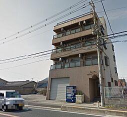 レジデンスヤマダ[2階]の外観