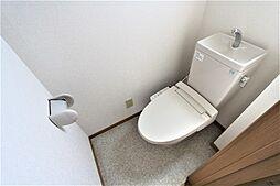 ワンズビルのトイレ