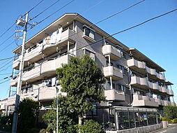 ピュア東所沢[4階]の外観