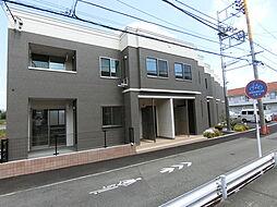 京王線 平山城址公園駅 徒歩1分の賃貸アパート