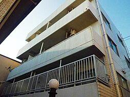 ドミール上野[2階]の外観
