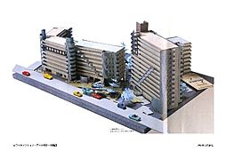ロワールマンションアール板付壱番館[813号室]の外観