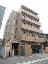 コーポカースル[3階]の外観