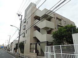 神奈川県横浜市磯子区滝頭3丁目の賃貸マンションの外観