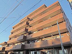 木崎台マンション[1階]の外観