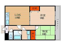 NASU27[3階]の間取り