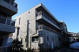 神奈川県川崎市多摩区宿河原3丁目の賃貸マンションの外観