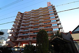 大阪府大阪市城東区放出西2丁目の賃貸マンションの外観