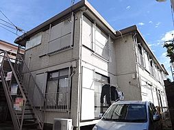 シティハイム中田A[2階]の外観