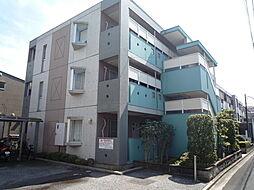 千葉県船橋市前原東1丁目の賃貸マンションの外観