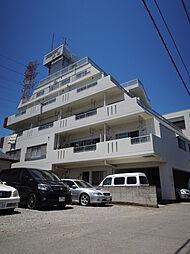 サンライト朝田[3階]の外観