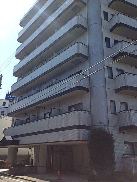 燕三条エクスプレスハイツ[7階]の外観