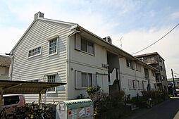 神奈川県川崎市多摩区菅4丁目の賃貸アパートの外観