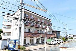 上野ビル[402号室]の外観