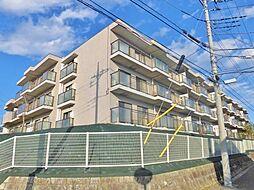 神奈川県横浜市瀬谷区阿久和東2丁目の賃貸マンションの外観