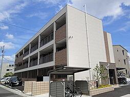 埼玉県八潮市大字木曽根の賃貸マンションの外観