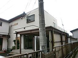 滋賀県長浜市公園町の賃貸アパートの外観