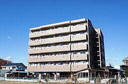 栃木県宇都宮市平出町の賃貸マンションの外観