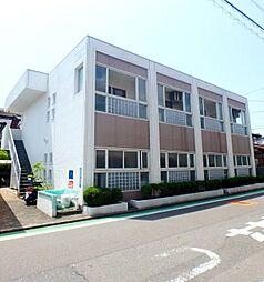 福岡県福岡市早良区祖原の賃貸アパートの外観