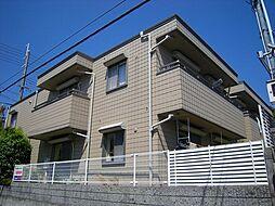 大阪府箕面市桜ケ丘2丁目の賃貸マンションの外観