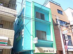 篠原ビルII[3階]の外観