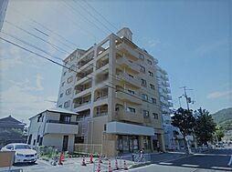 須磨の浦ビューハイツ[6階]の外観