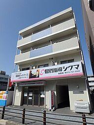 大阪府池田市城南1丁目の賃貸マンションの外観