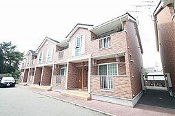 新潟県阿賀野市中央町2丁目の賃貸アパートの外観