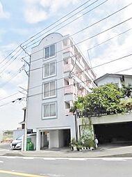神奈川県大和市代官4丁目の賃貸マンションの外観