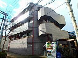 プチコート高幡[0201号室]の外観