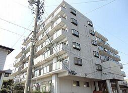 愛知県名古屋市名東区社台2丁目の賃貸マンションの外観