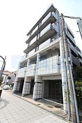 大阪府大阪市天王寺区逢阪1丁目の賃貸マンションの外観